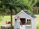 Décoration De Jardin | Garden Playhouse, Play Houses, Kids ... intérieur Cabane De Jardin Enfant Bois