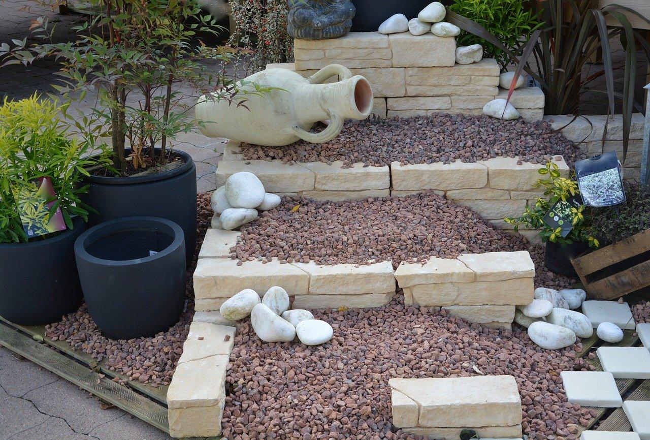 Décoration Jardin Zen Steps Gravel - Free Photo On Pixabay dedans Déco De Jardin Zen