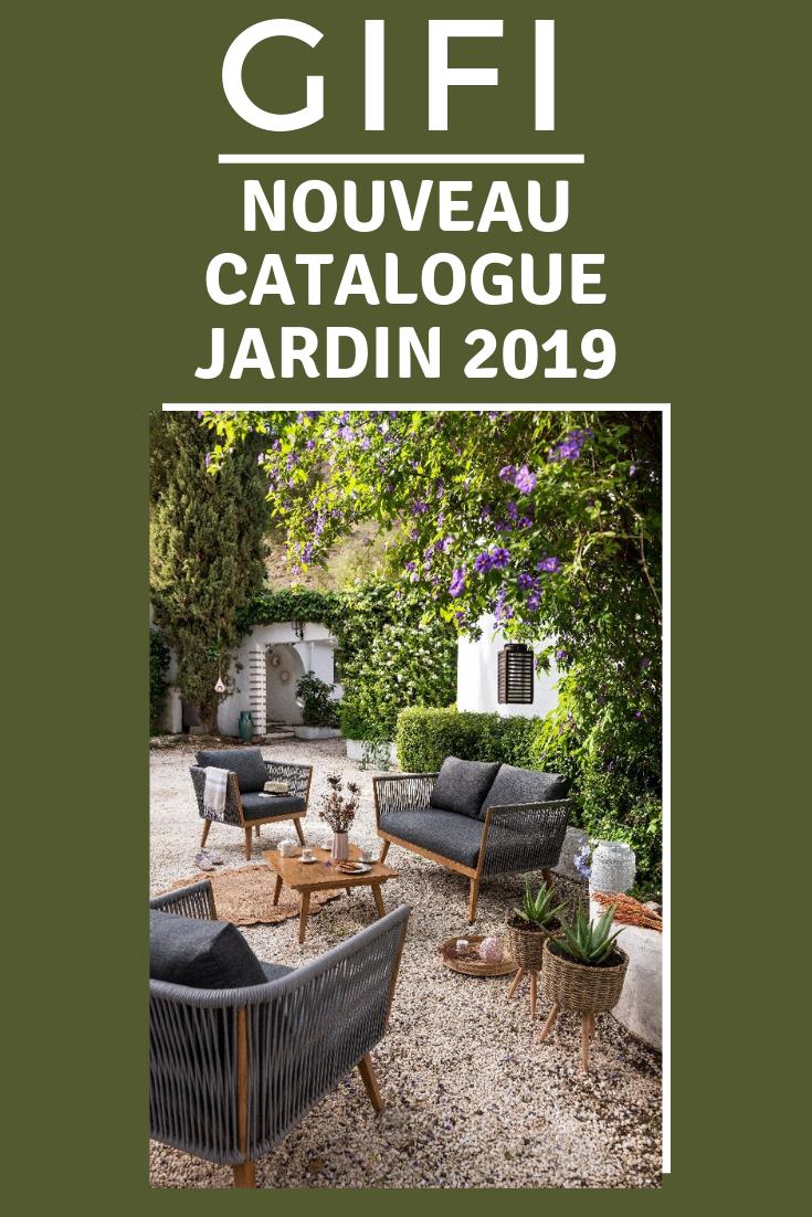 Découvrez Le Nouveau Catalogue #gifi Pour Aménager Et ... tout Salon De Jardin Gifi Catalogue