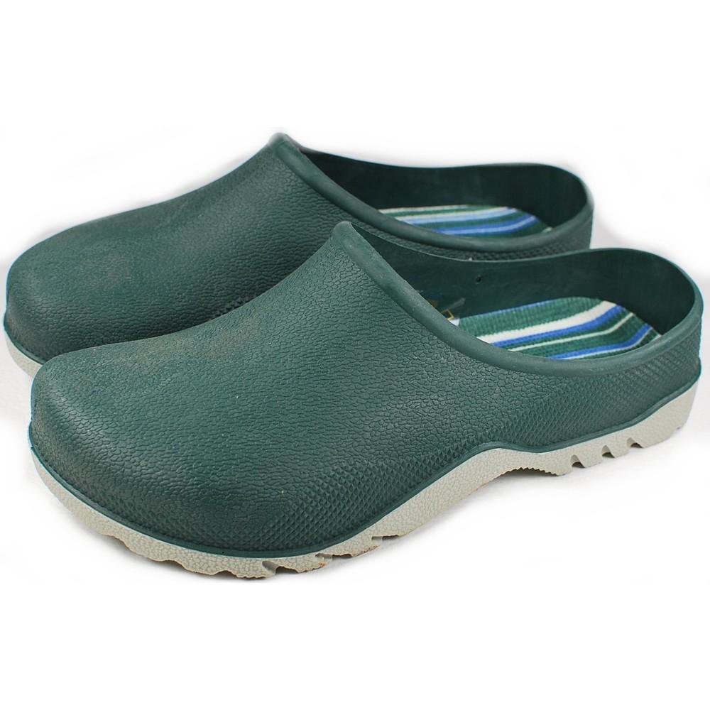Détails Sur Sabot De Jardin Taille 38 Chaussure De Travail Jardinage Vert encequiconcerne Sabot De Jardin