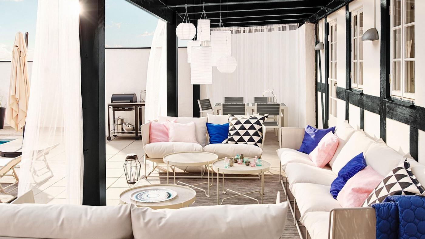 D'extérieur Et Décoration Mobilier De Jardin Ikea F7Gibyvy6 pour Ikea Mobilier De Jardin