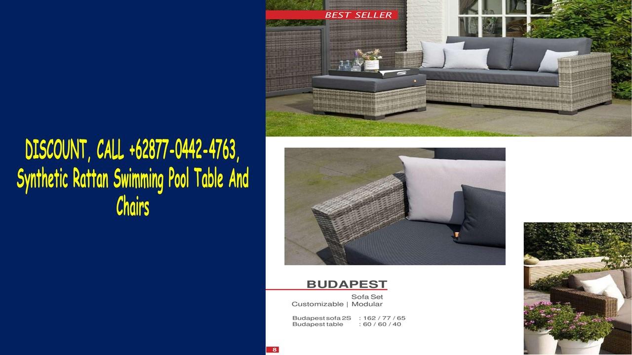 Distributeur, Call +62877–0442–4763, Table Et Chaises De ... à Salon De Jardin Discount