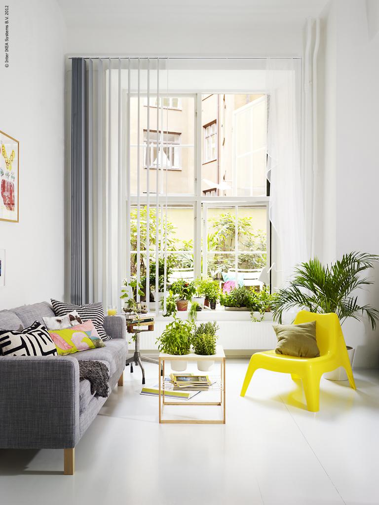 Donner Des Airs De Jardin Tropical À Son Intérieur ... encequiconcerne Ikea Mobilier De Jardin
