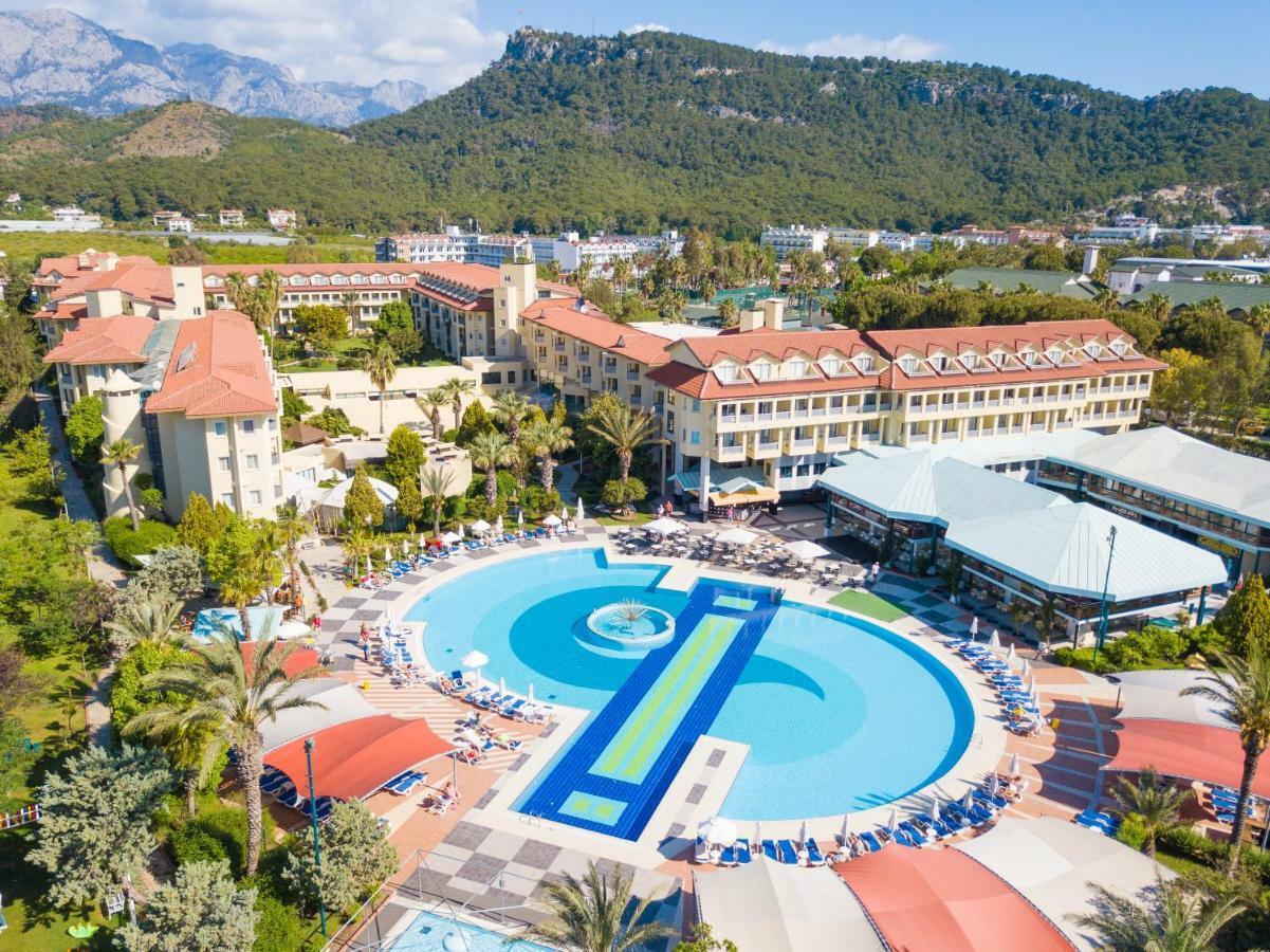 ▻ Queen's Park Le Jardin Hotel Kemer - Kemer, Turkey pour Salon De Jardin Hawai
