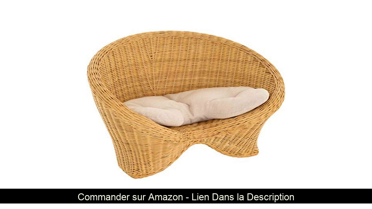 ✨ Korb.outlet Chaise De Lotus En Rotin Véritable Pour Méditation destiné Amazon Salon De Jardin En Resine Tressee