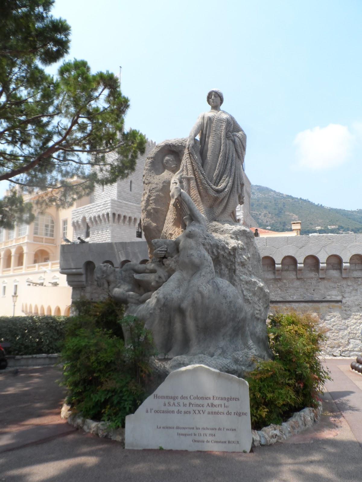 Emekli Seyyah:ucuz, Hesaplı, Kaliteli Bir Yaşam Mümkün Mü ... à Statues De Jardin Occasion