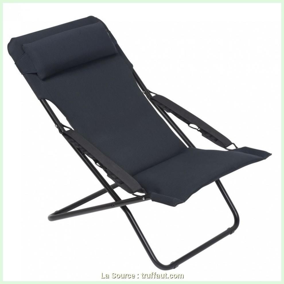 En Expert Truffaut Fauteuil Relax Aluminium Jardin R5Al4J serapportantà Salon De Jardin Truffaut