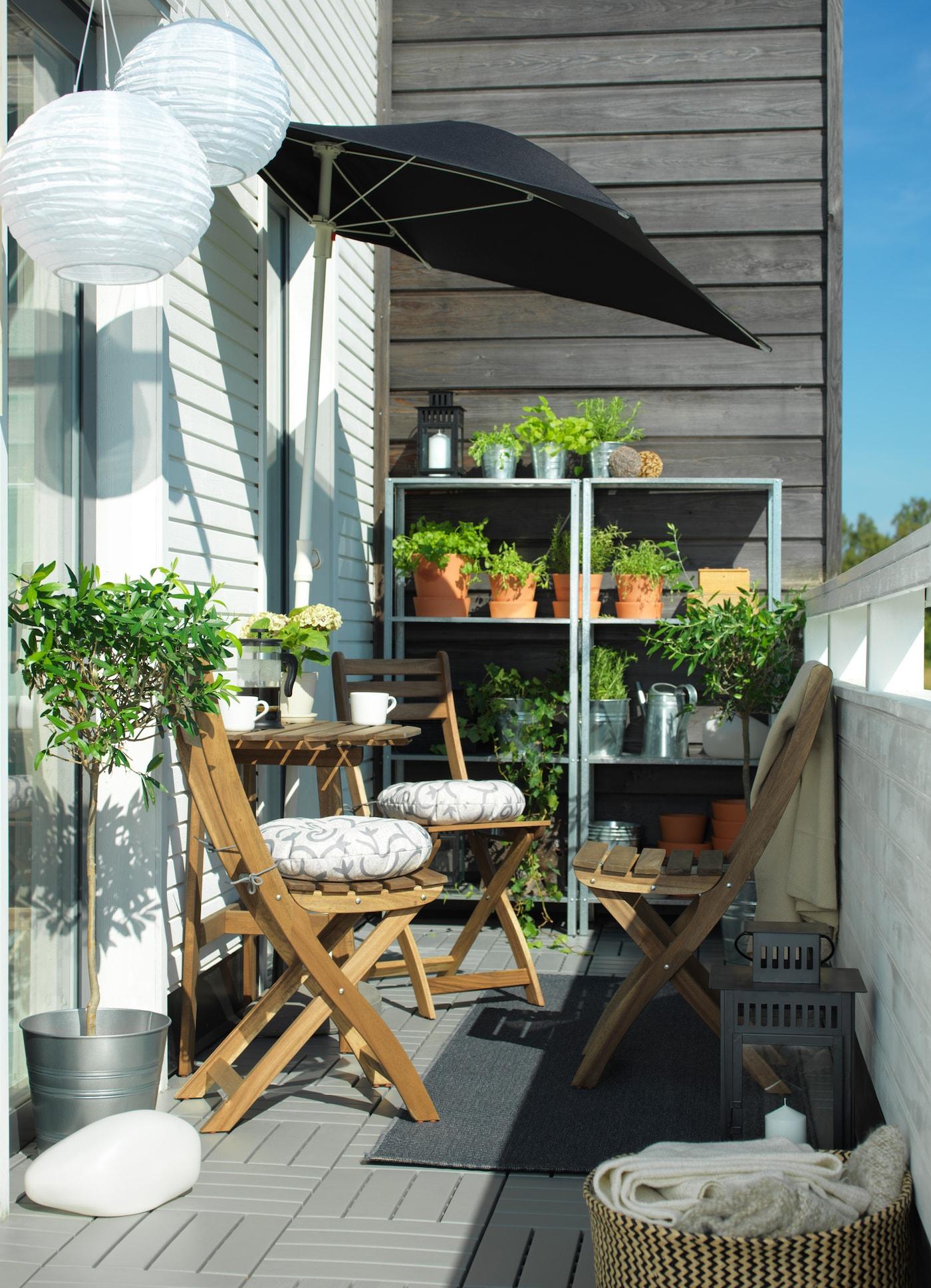 Et Décoration D'extérieur De Ikea Mobilier Jardin Ulkjtf1C3 tout Ikea Mobilier De Jardin