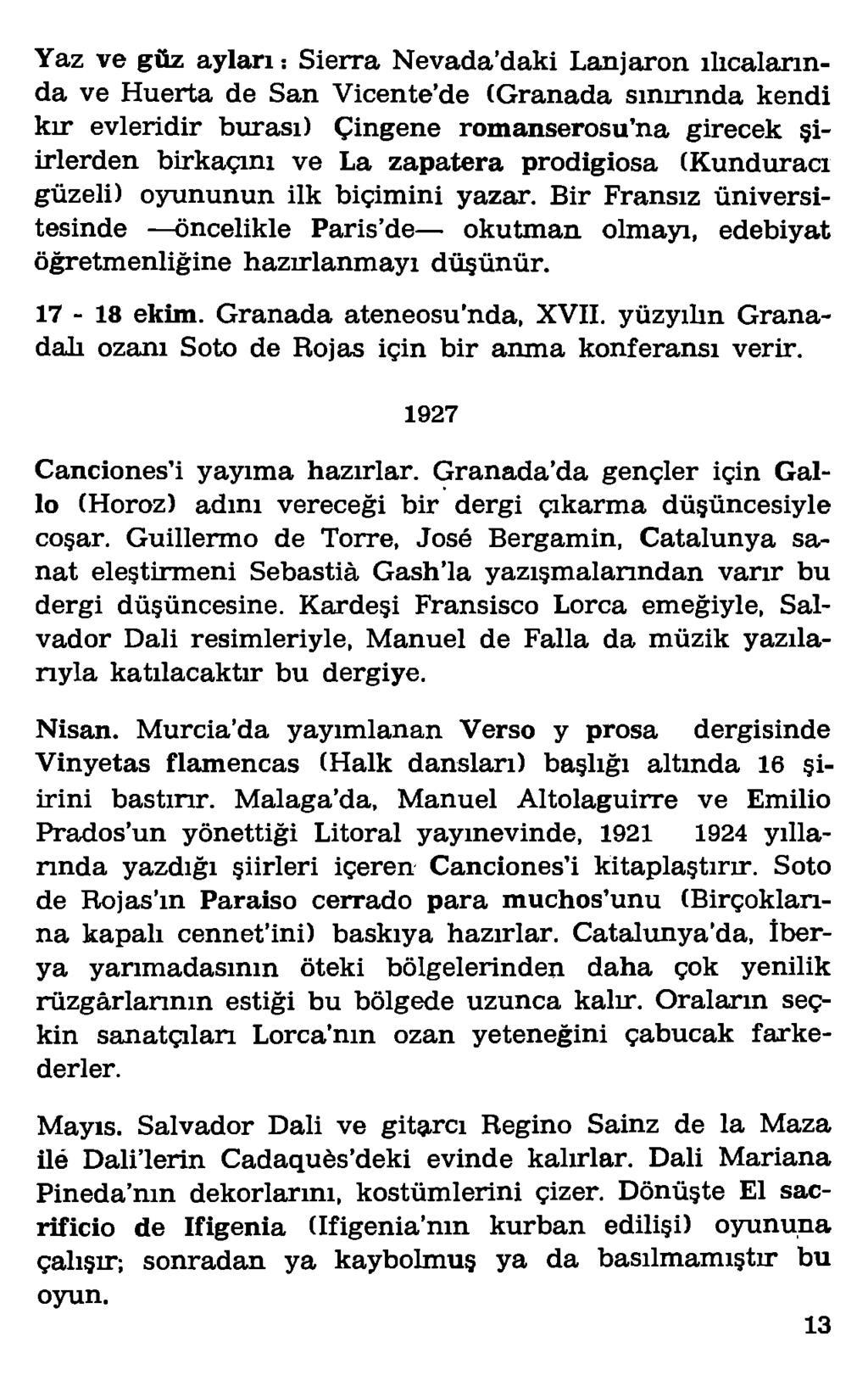 Federico Garcia Lorca Butun - Pdf Ücretsiz Indirin pour Salon De Jardin Nevada