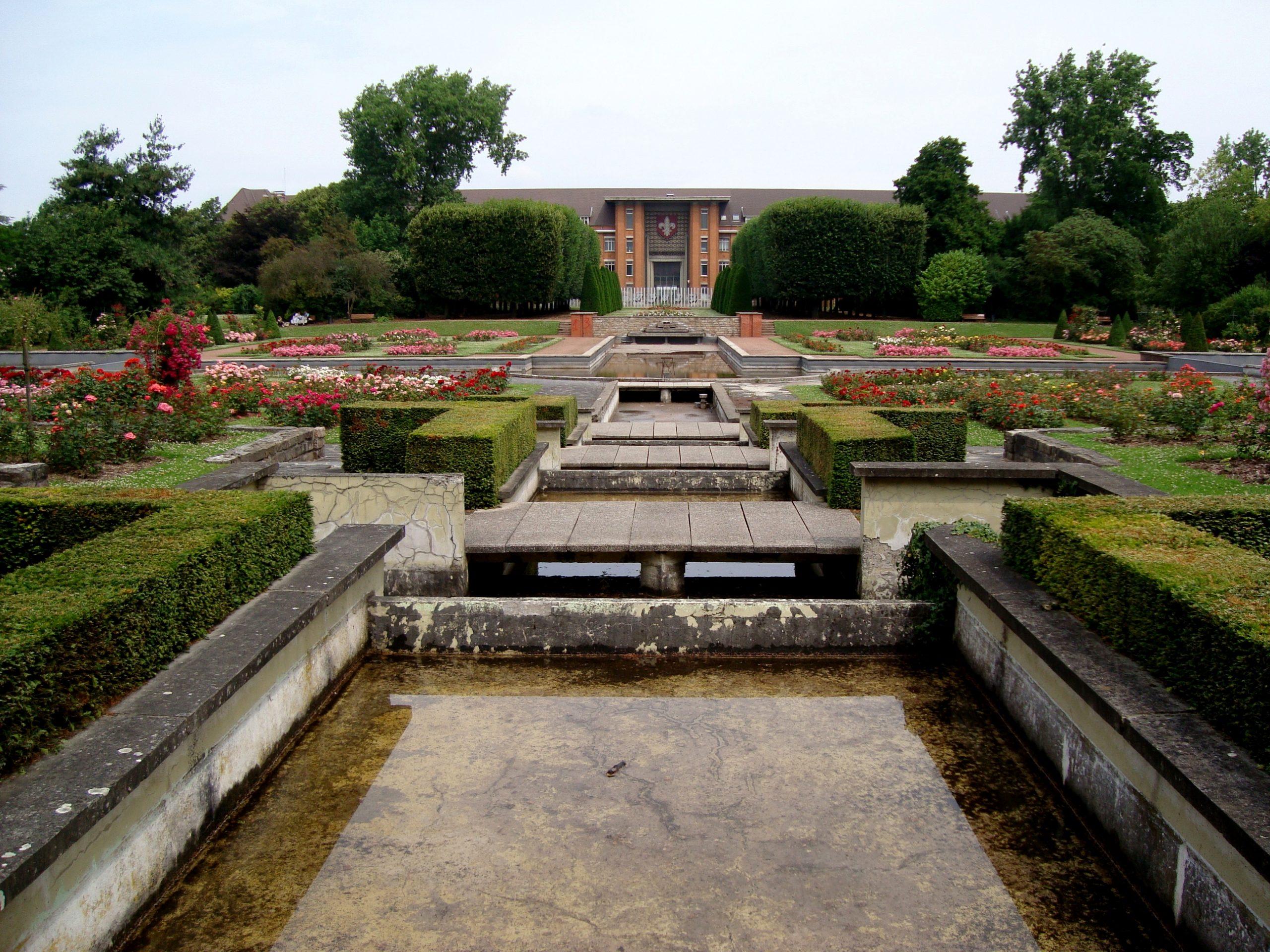 File:lille Jardin Plantes Bassin.jpg - Wikimedia Commons à Plante Bassin De Jardin