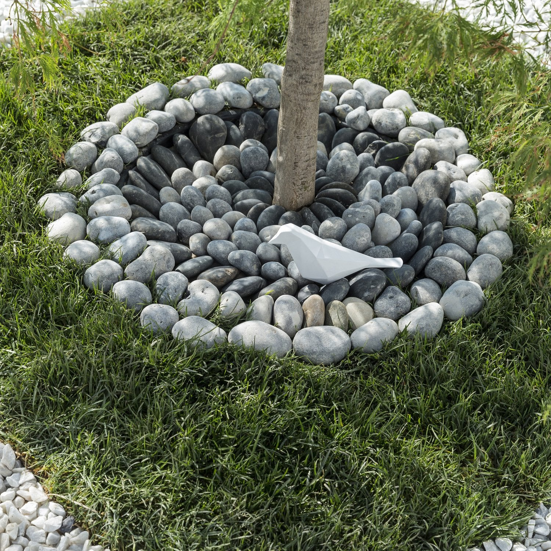 Galets Décoratifs Pour Le Jardin | Leroy Merlin serapportantà Jardin Avec Galets Blancs