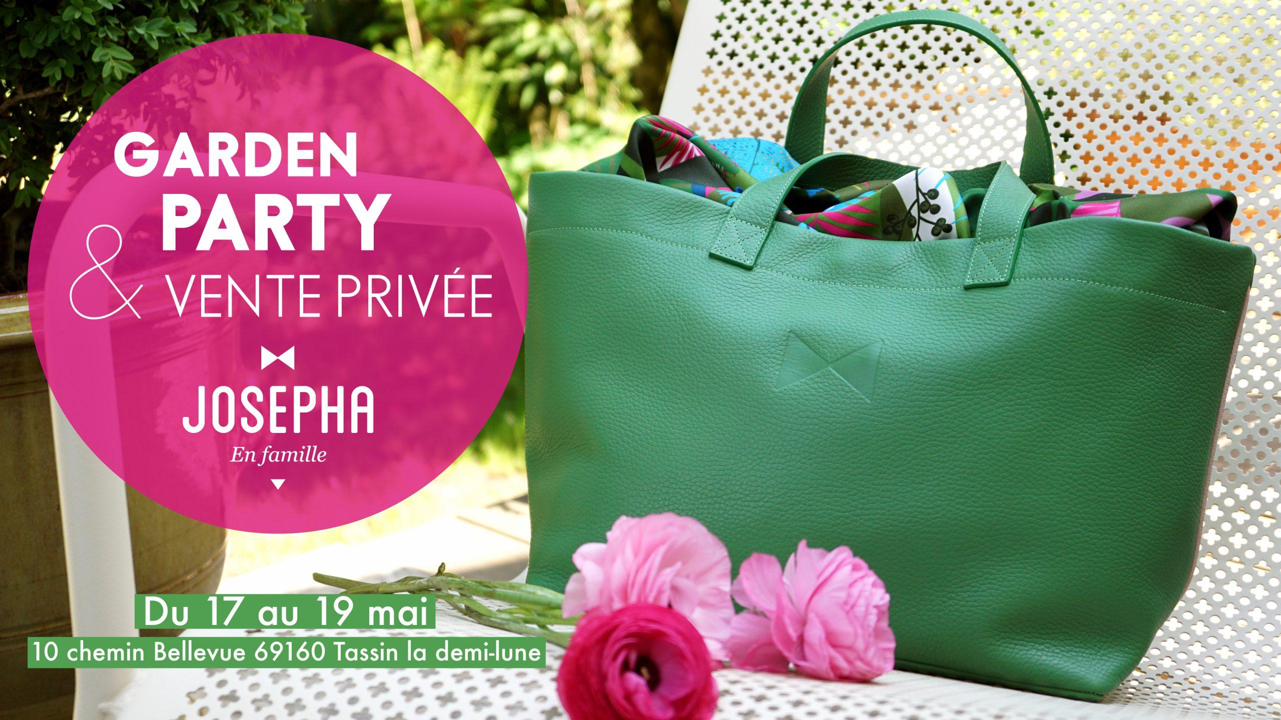Garden Party Et Vente Privée Josepha En Famille – Josepha En ... tout Vente Privée Jardin