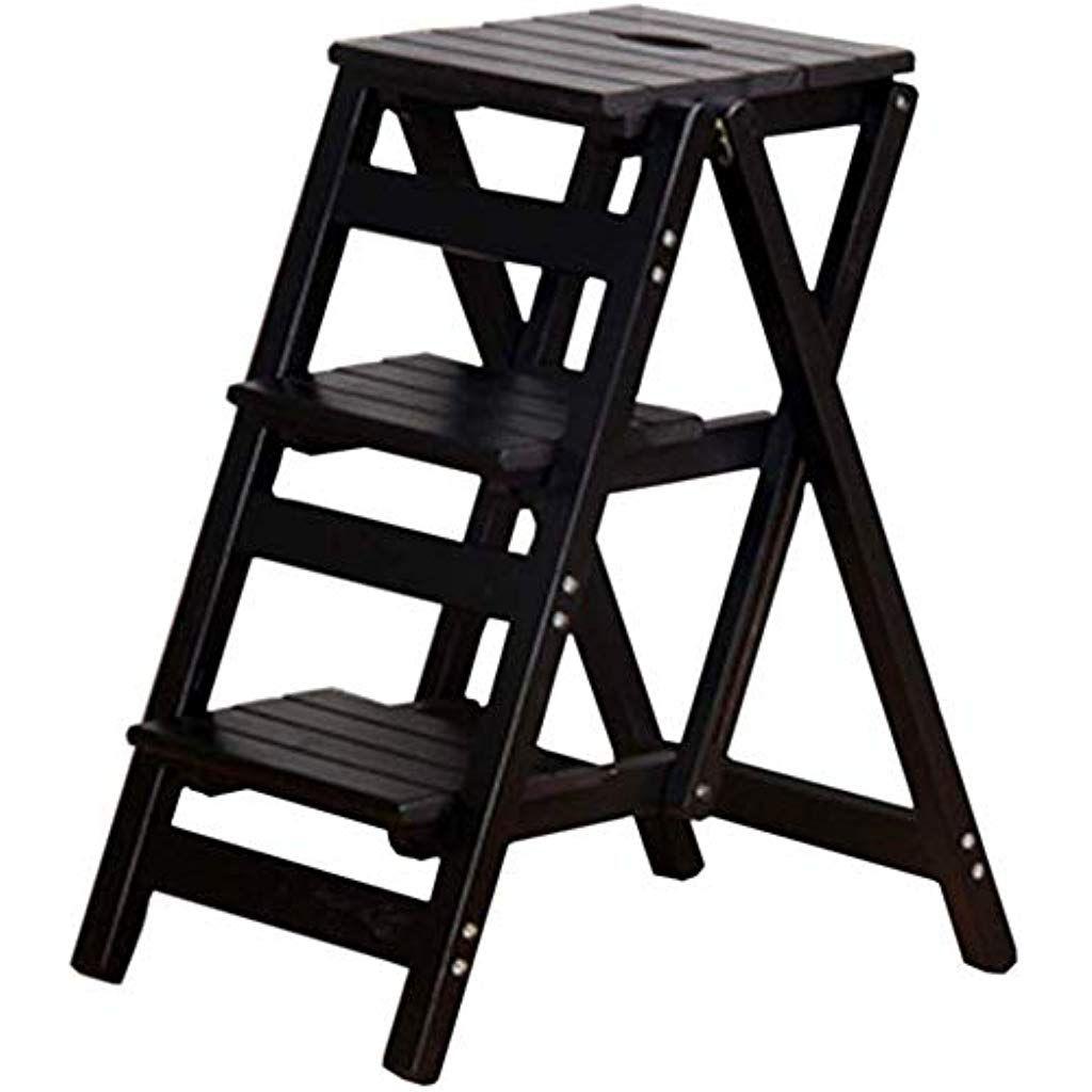 Gbx Facile Et Pratique Étape Pliante Tabouret Stairway ... destiné Escabeau Jardin