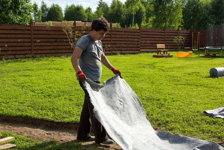 Géotextile : Comment Bien Le Choisir Et Le Poser à Geotextile Jardin