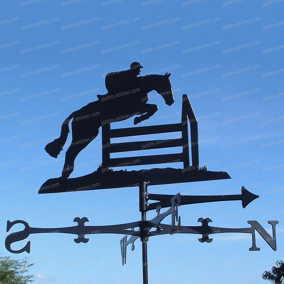 Girouette 50 Modèles Au Choix | Girouette, Peinture ... pour Girouette De Jardin