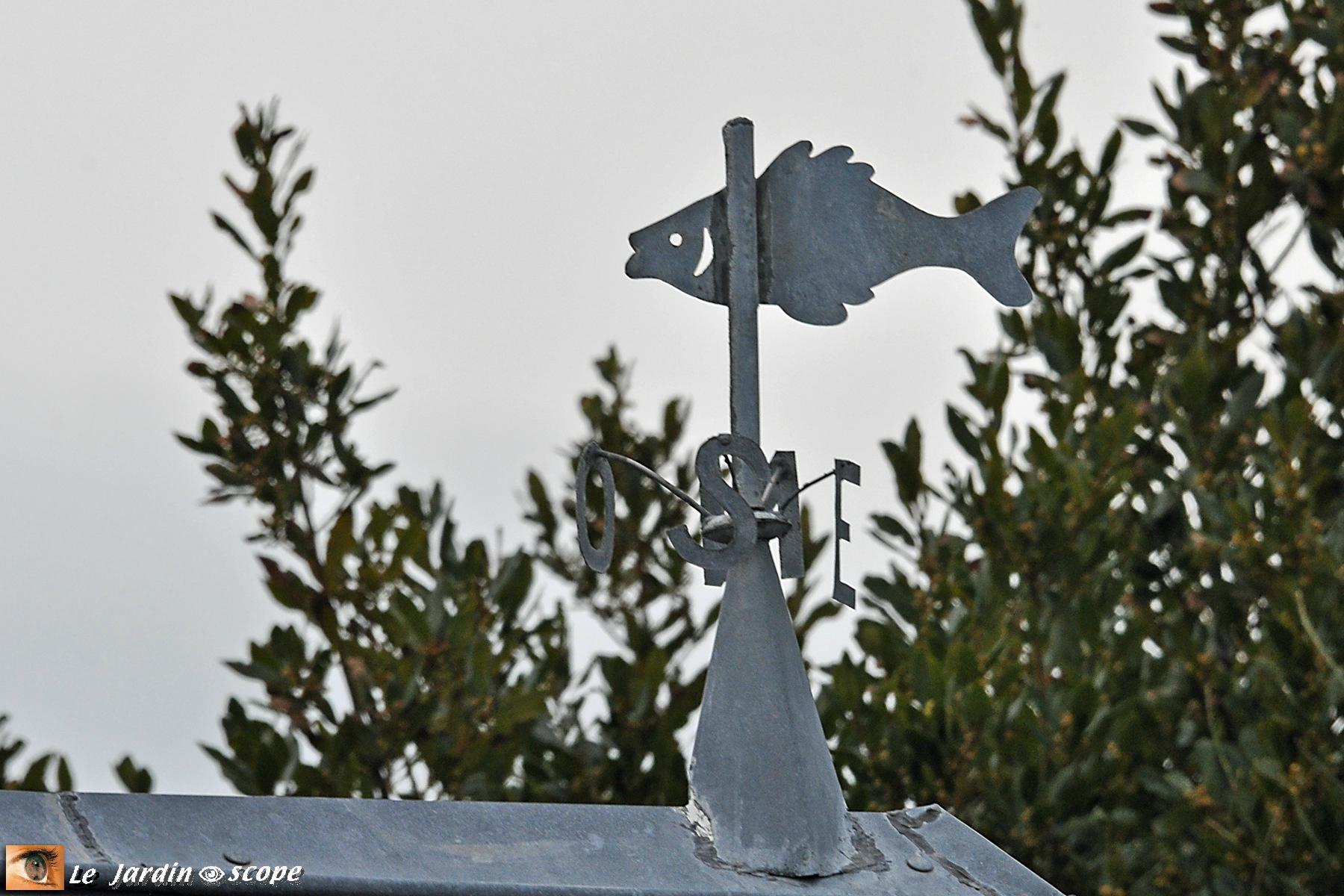 Girouette : Toutes Les Photos Sur Girouette - Le ... à Girouette De Jardin