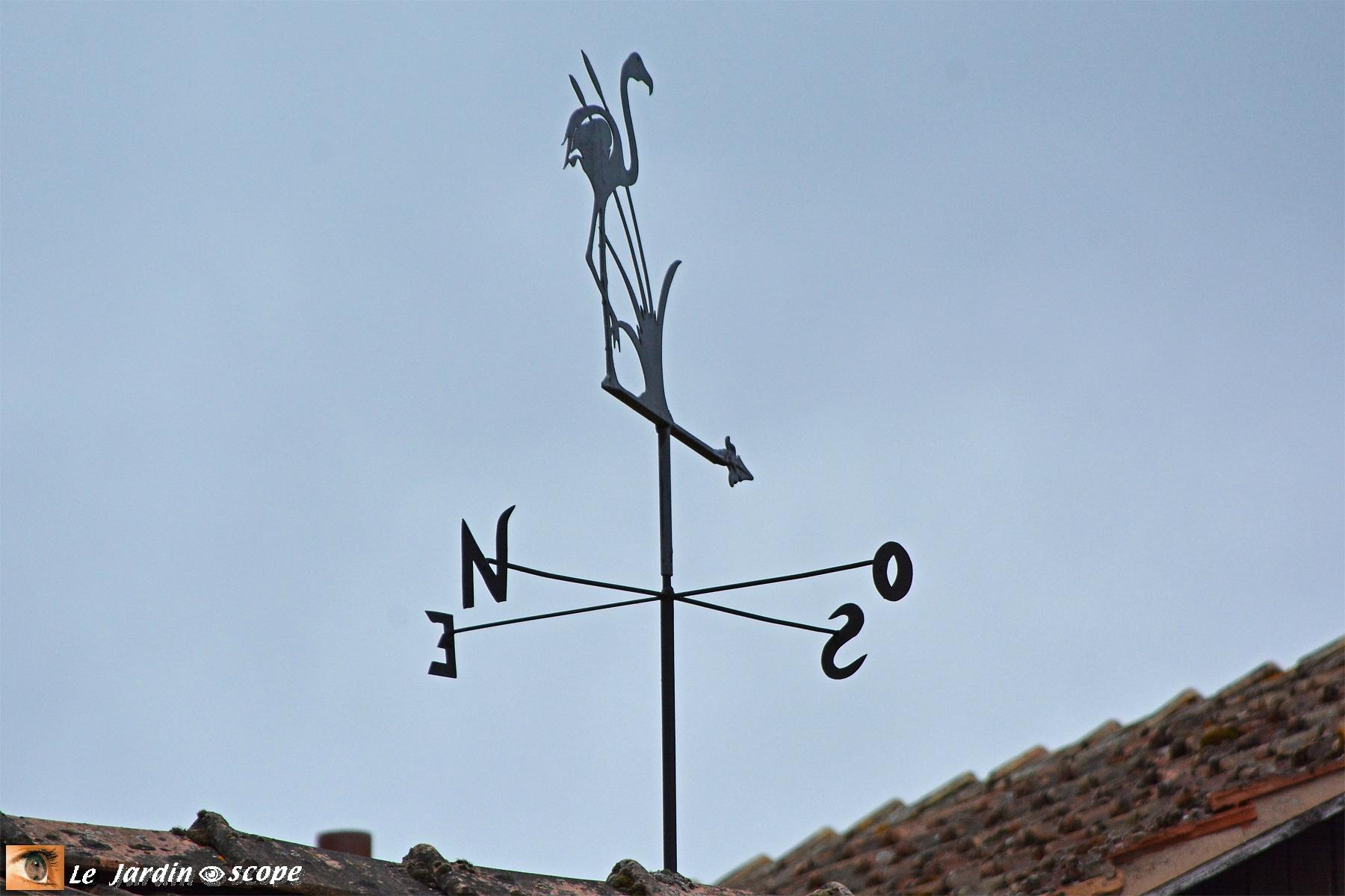 Girouette : Toutes Les Photos Sur Girouette - Le ... concernant Girouette De Jardin