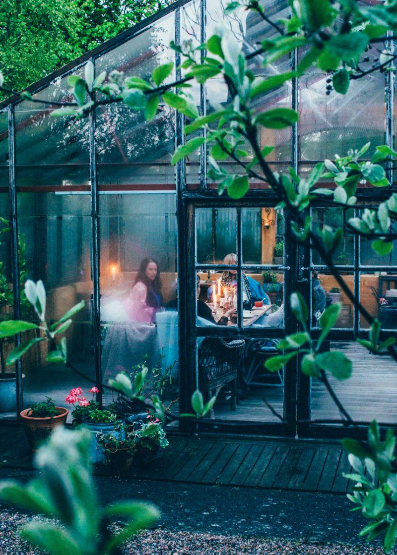 Glass House | Jardin D'hiver, Jardins Et Jardin Maison destiné Verriere Jardin