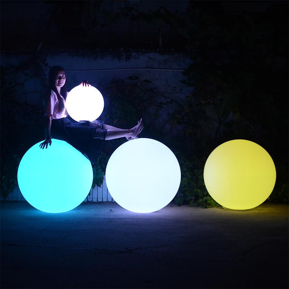 Grossiste Boule Lumineuse Piscine-Acheter Les Meilleurs ... dedans Boule Lumineuse Jardin