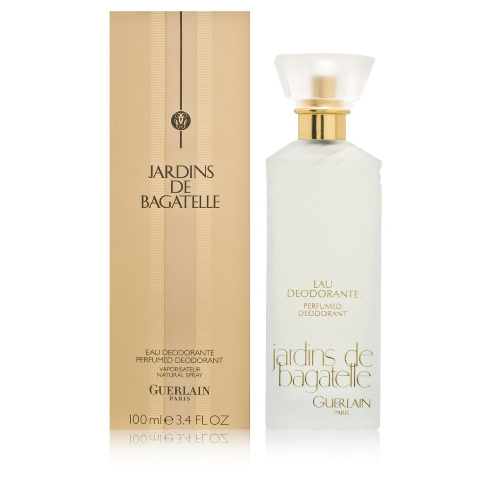 Guerlain - Jardins De Bagatelle By For Women 3.4 Oz Perfumed Deodorant  Spray - Walmart tout Jardin De Bagatelle Guerlain