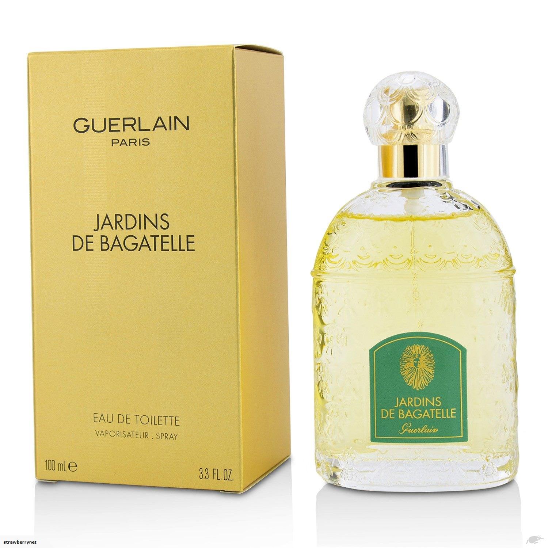 Guerlain Jardins De Bagatelle Eau De Toilette Spray 100Ml/3.3Oz pour Jardin De Bagatelle Guerlain