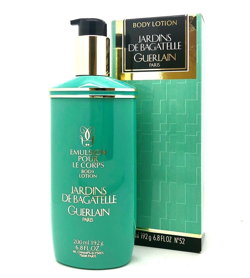 Guerlain Jardins De Bagatelle For Women Body Lotion avec Jardin De Bagatelle Guerlain