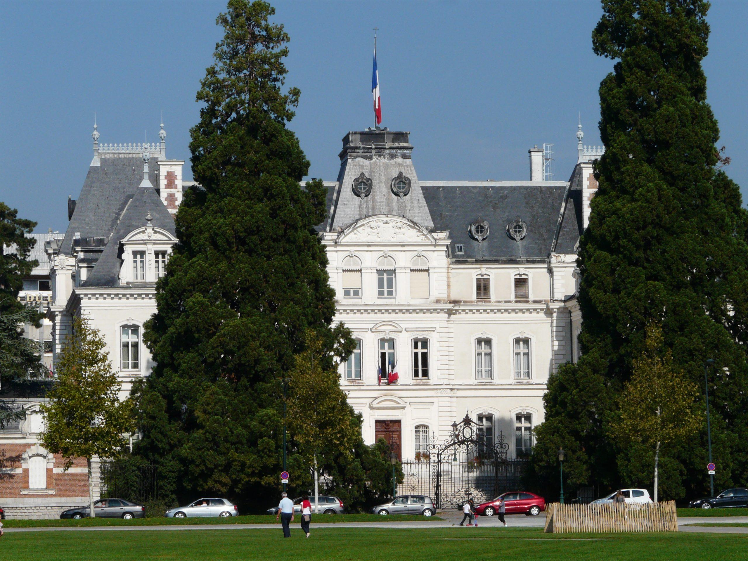 Haute-Savoie - Simple English Wikipedia, The Free Encyclopedia intérieur Les Jardins Du Château Annecy