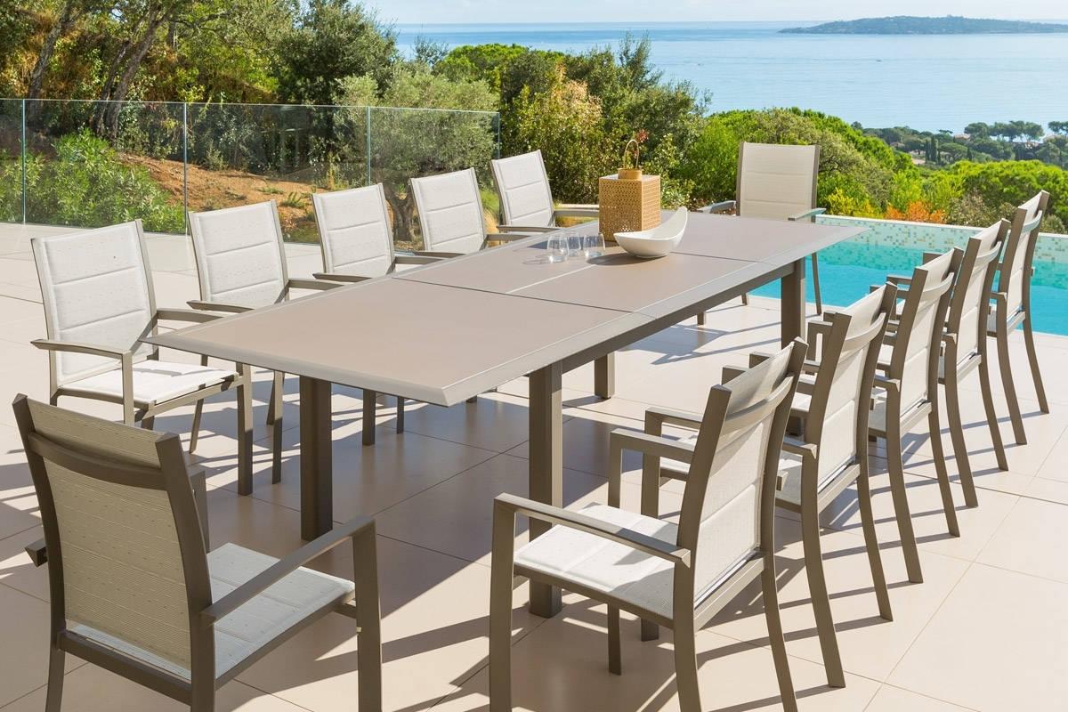 Hesperide Table De Table De Hesperide Jardin Jardin Azua ... pour Chaise De Jardin Hesperide