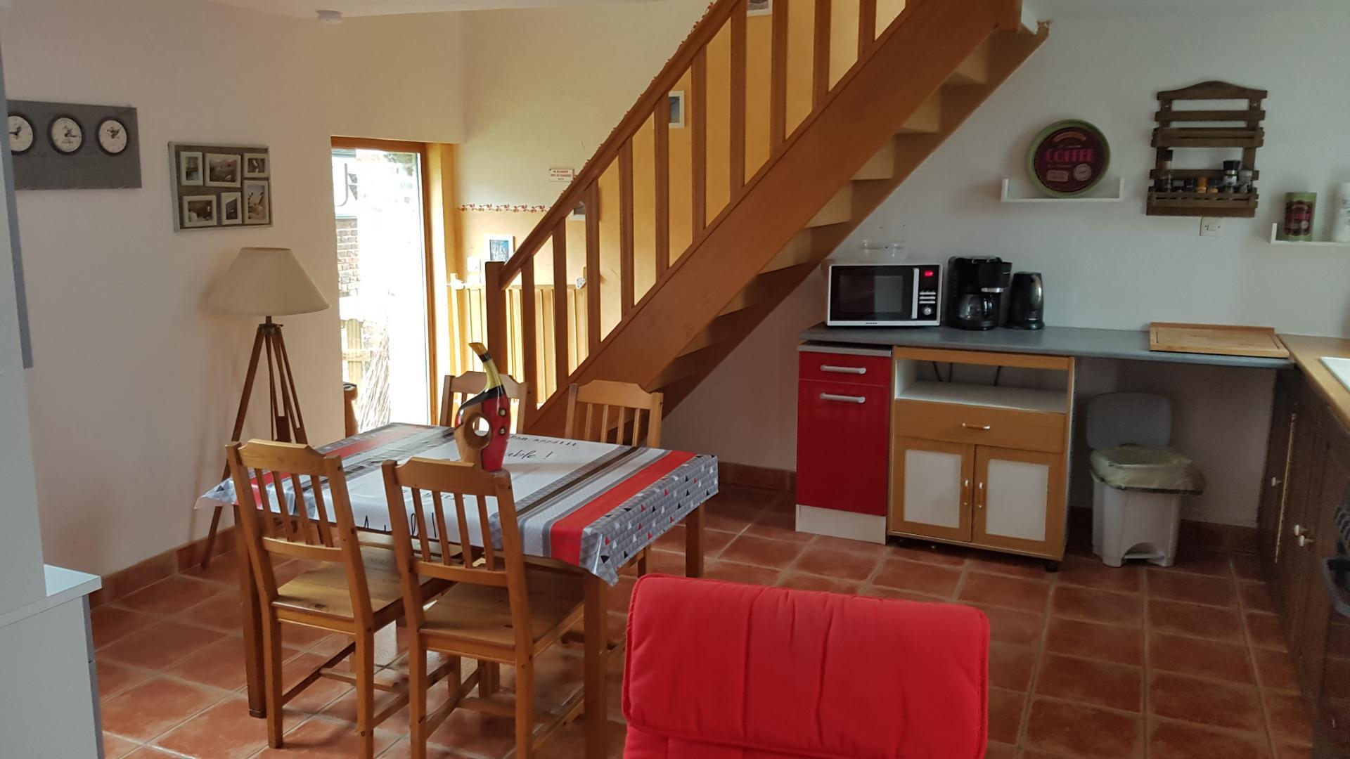 Holiday Rental Cottage Lecelles (Nord - North Pas De Calais ... destiné Salon De Jardin Casino