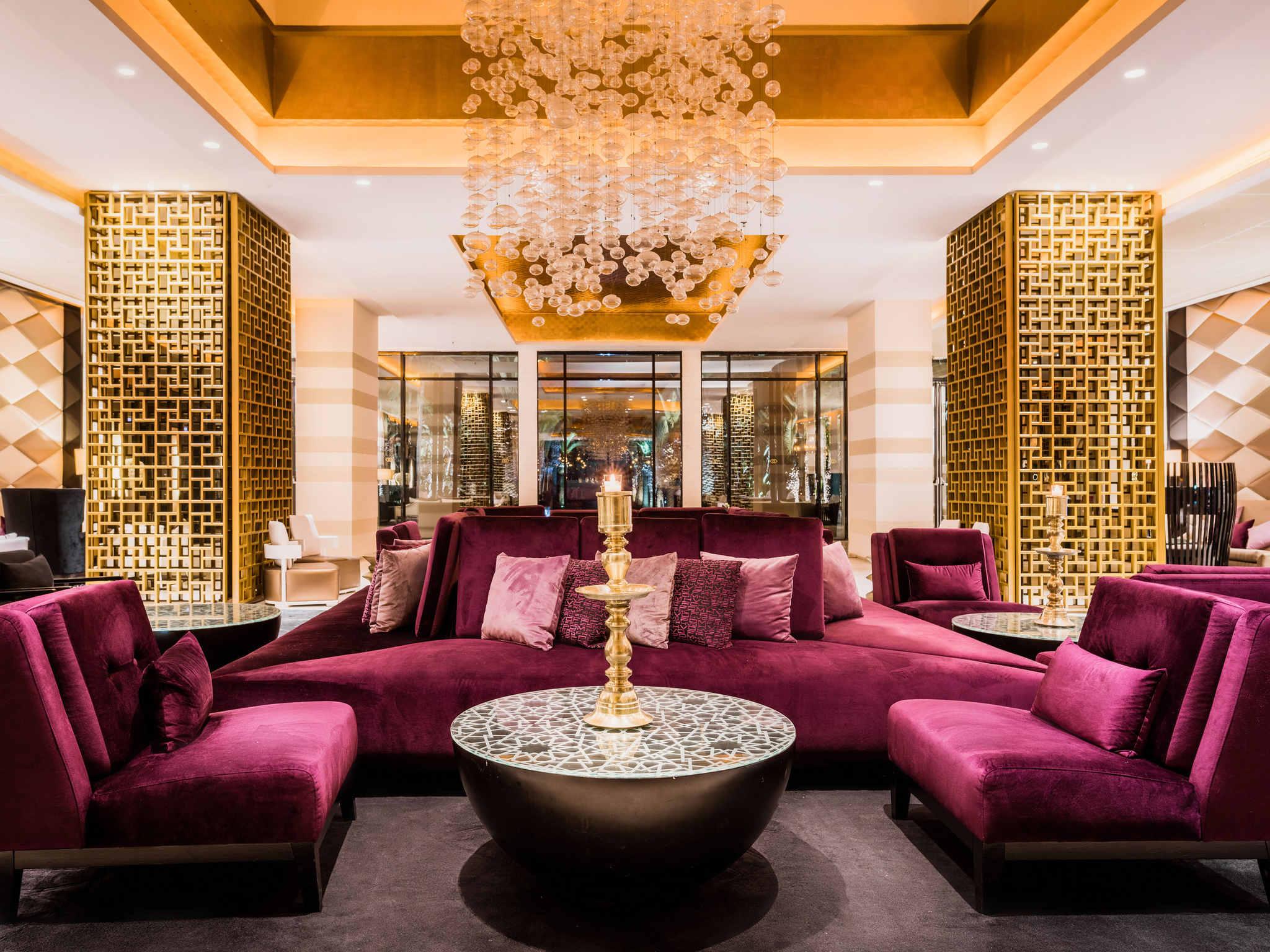 Hotel In Rabat - Sofitel Rabat Jardin Des Roses - All pour Salon De Jardin D Occasion