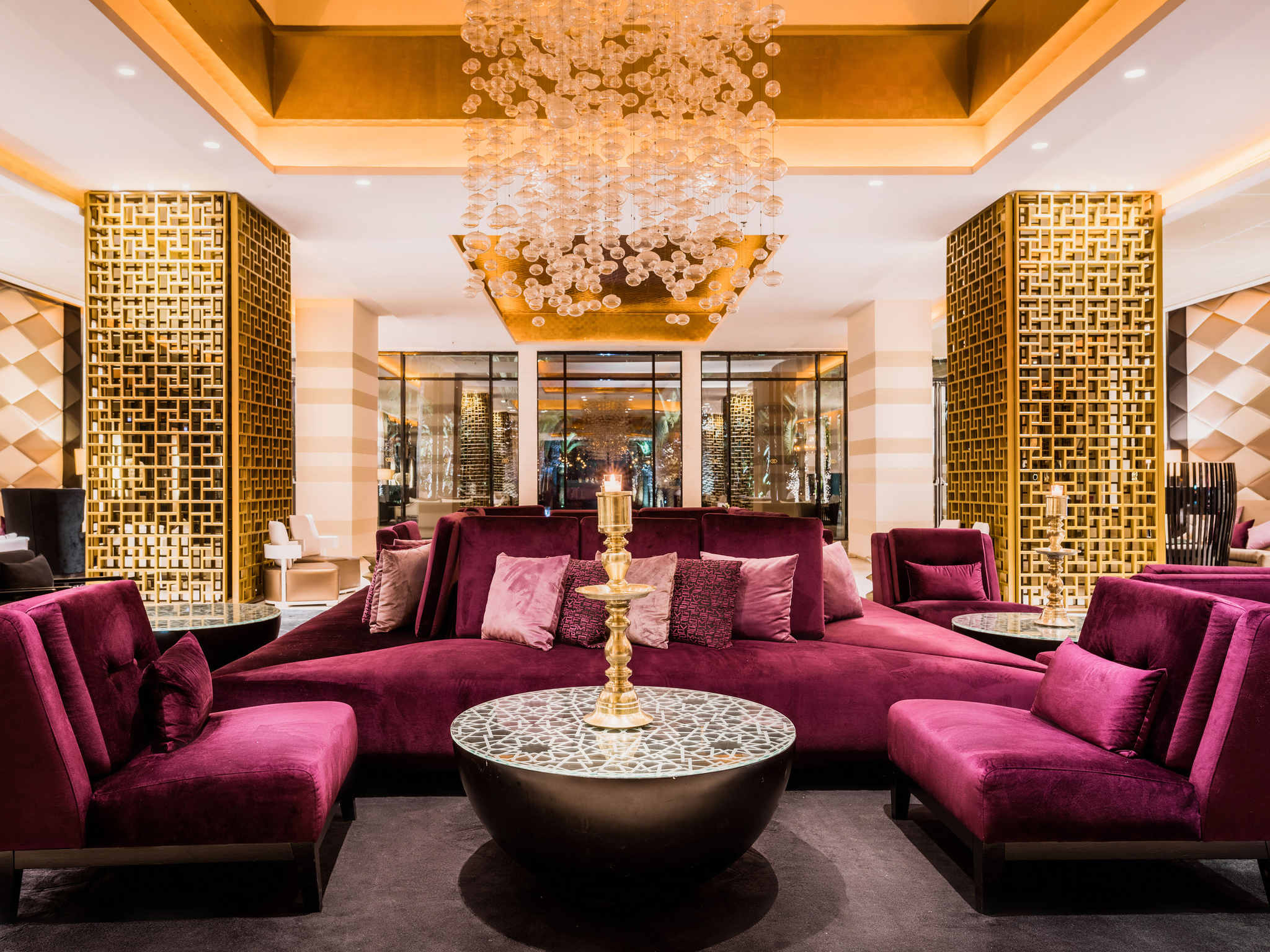 Hotel In Rabat - Sofitel Rabat Jardin Des Roses - All pour Super U Salon De Jardin