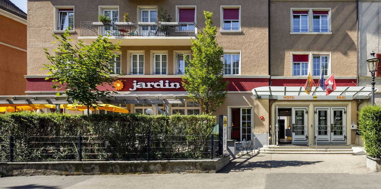 Hotel Jardin Bern (İsviçre Bern) - Booking serapportantà Pralin Jardin