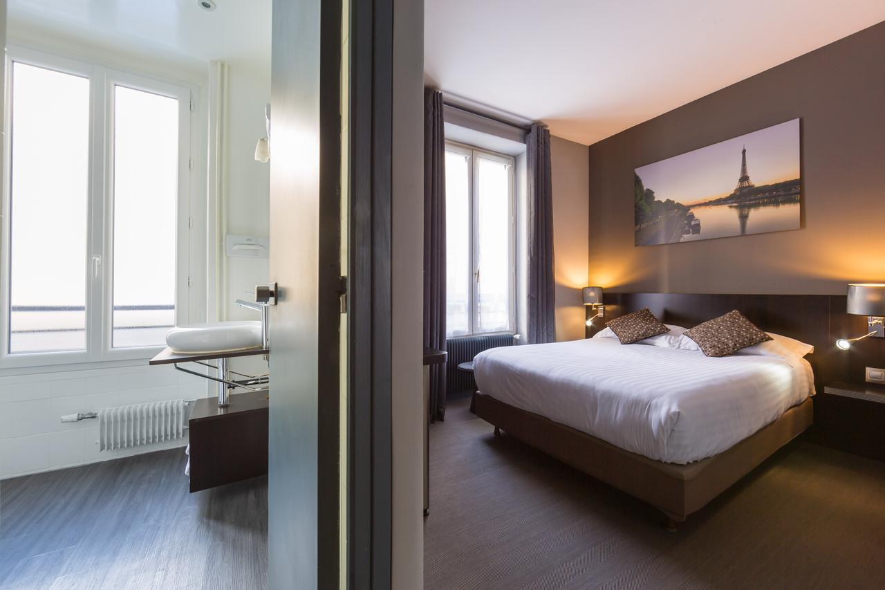 Hotel Jardin De Villiers, Paris, France - Booking concernant Lit De Jardin Double