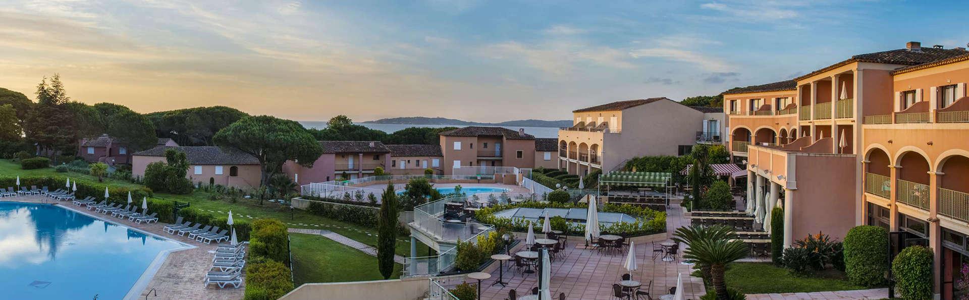 Hôtel Les Jardins De Sainte-Maxime 3* - Sainte-Maxime, France pour Hotel Les Jardins De Sainte Maxime
