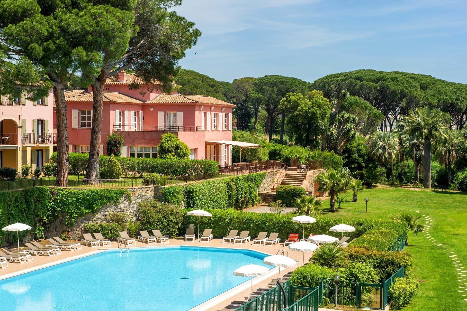 Hôtel Les Jardins De Sainte-Maxime - Seminaire Collection pour Hotel Les Jardins De Sainte Maxime