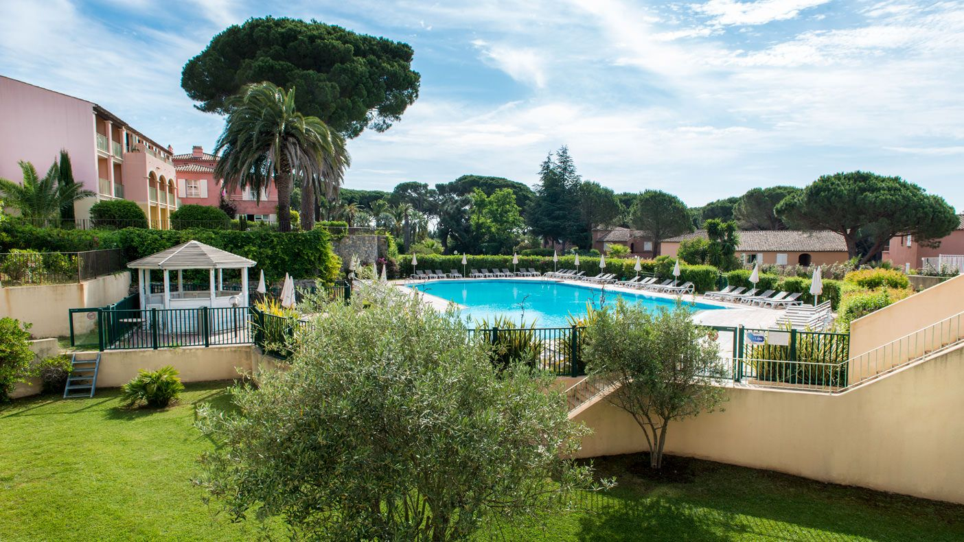 Hotel Sainte-Maxime- Official Website Les Jardins De Sainte ... concernant Hotel Les Jardins De Sainte Maxime