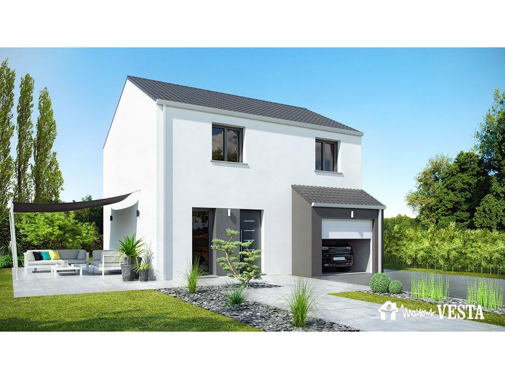 House 3 Rooms For Sale In Louvigny (France) - Ref. 12Gep ... tout Salon De Jardin Lumineux
