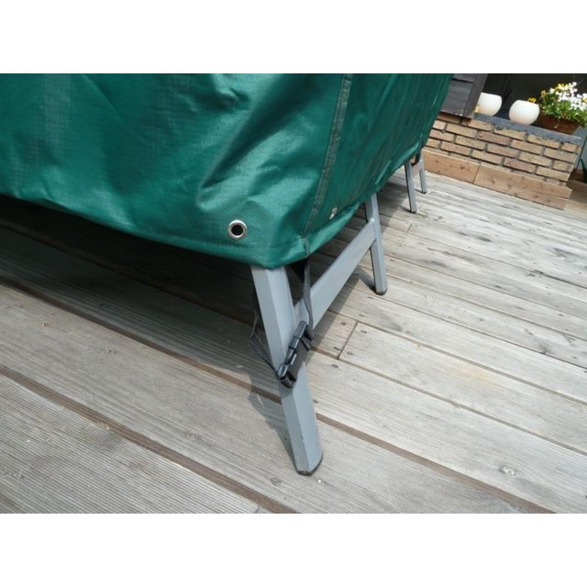 Housse De Protection Pour Table De Jardin Avec Chaises destiné Bache Table Jardin