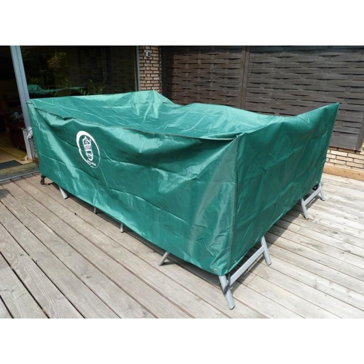 Housse De Protection Pour Table De Jardin Avec Chaises pour Bache Pour Salon De Jardin