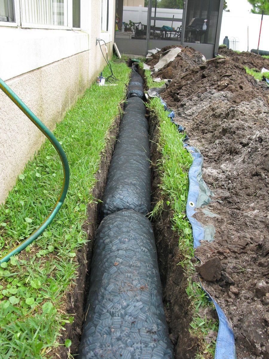 Ideas Para Proteger El Jardín De Fuertes Lluvias | Ideas ... dedans Geotextile Jardin
