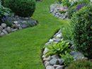 Idées De Bordure De Jardin En Pierre, Bois Et Métal ... encequiconcerne Bordure De Jardin En Pierre
