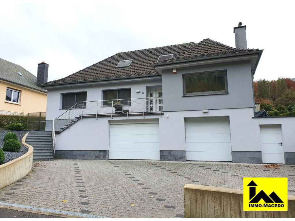 Individual House 5 Rooms For Sale In Stert (Luxembourg ... serapportantà Abri De Jardin 30M2