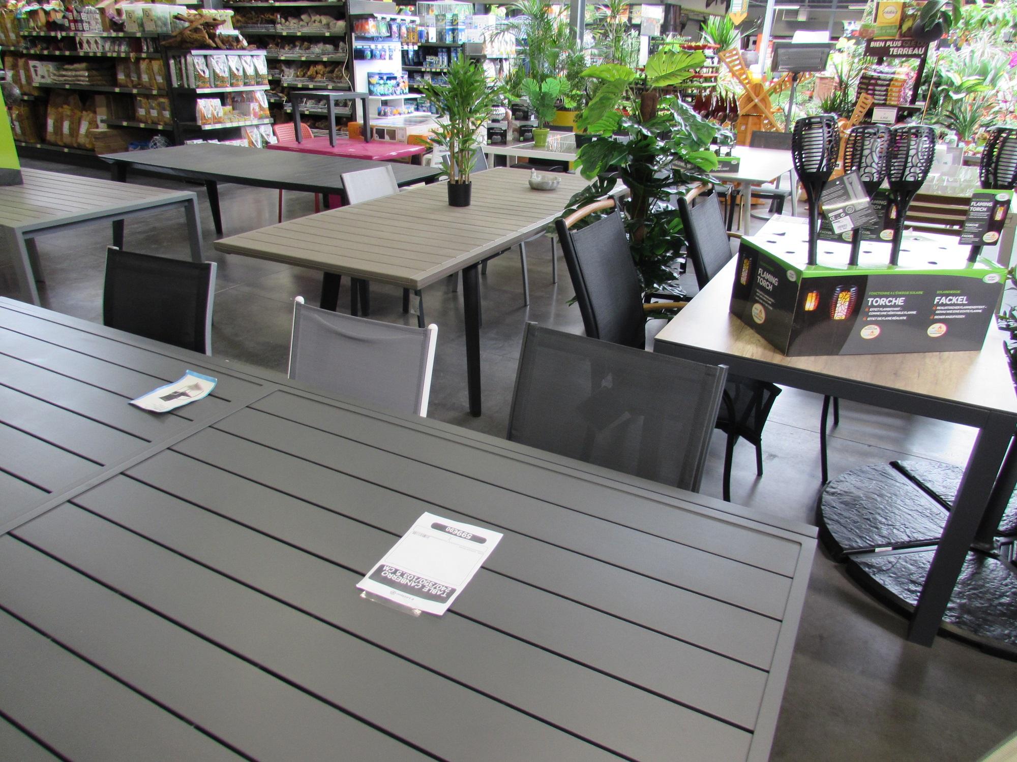 Jardi-Animalerie E. Leclerc - Longeville En Barrois - 55000 ... avec Table De Jardin Magasin Leclerc