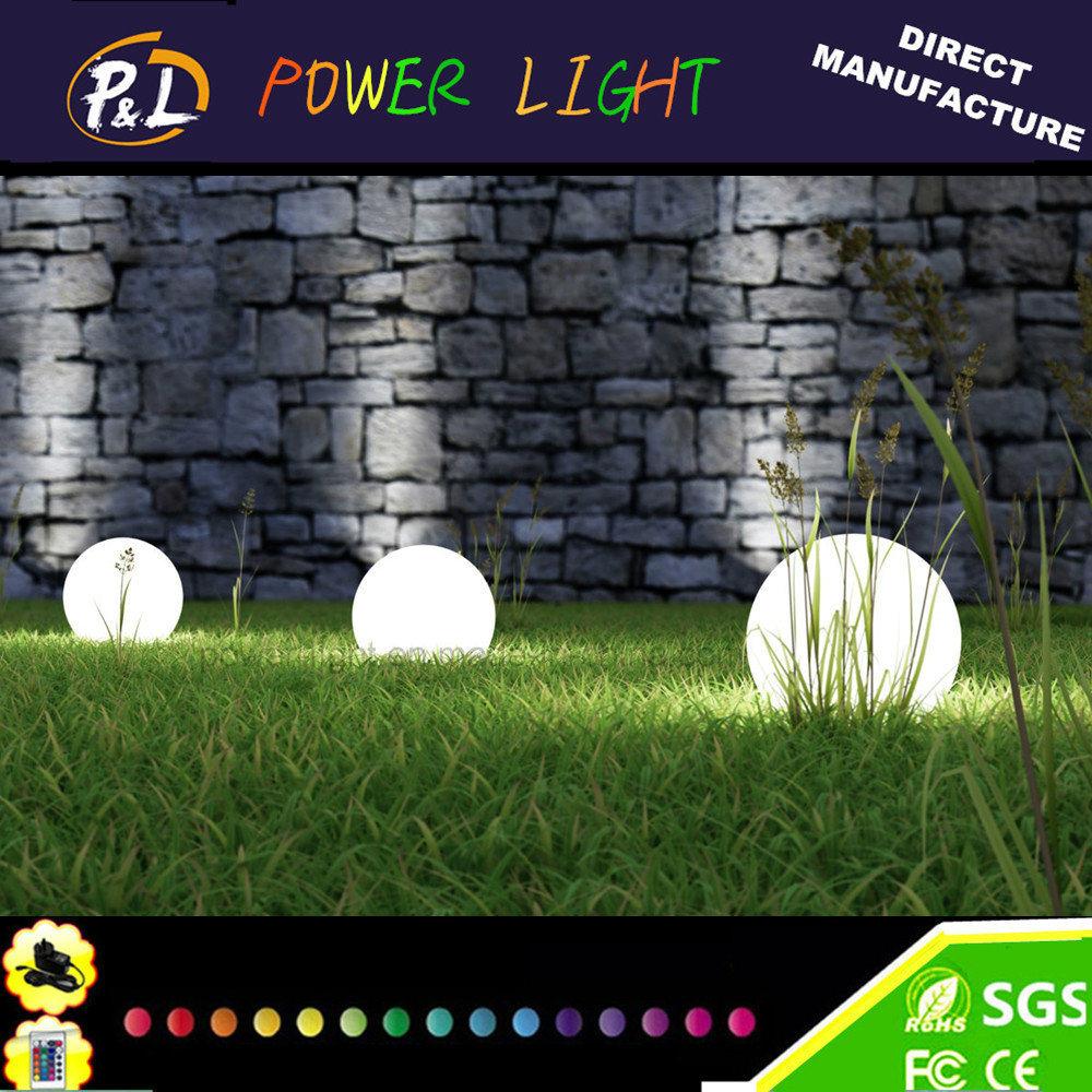 Jardin Boule Led Solaire Lumineux Décoratif Photo Sur Fr ... serapportantà Boule Décorative Jardin