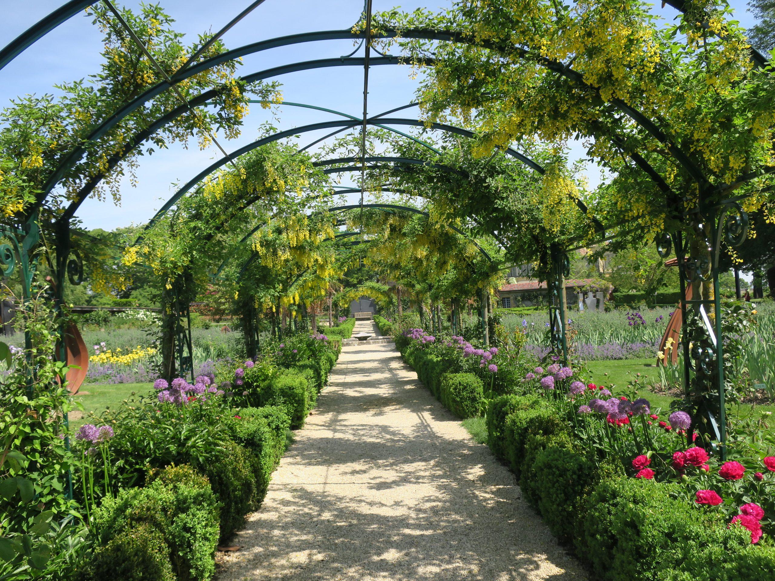 Jardin Décoration D'extérieur Tonnelles Jardin Tonnelle De ... pour Tonelle De Jardin