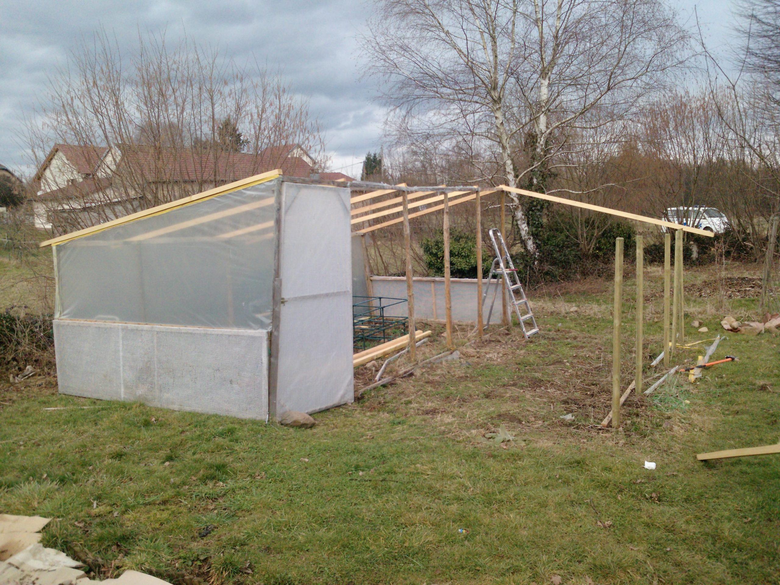 Jardinage | Le Blog Du Colporteur destiné Serre De Jardin Pas Chere