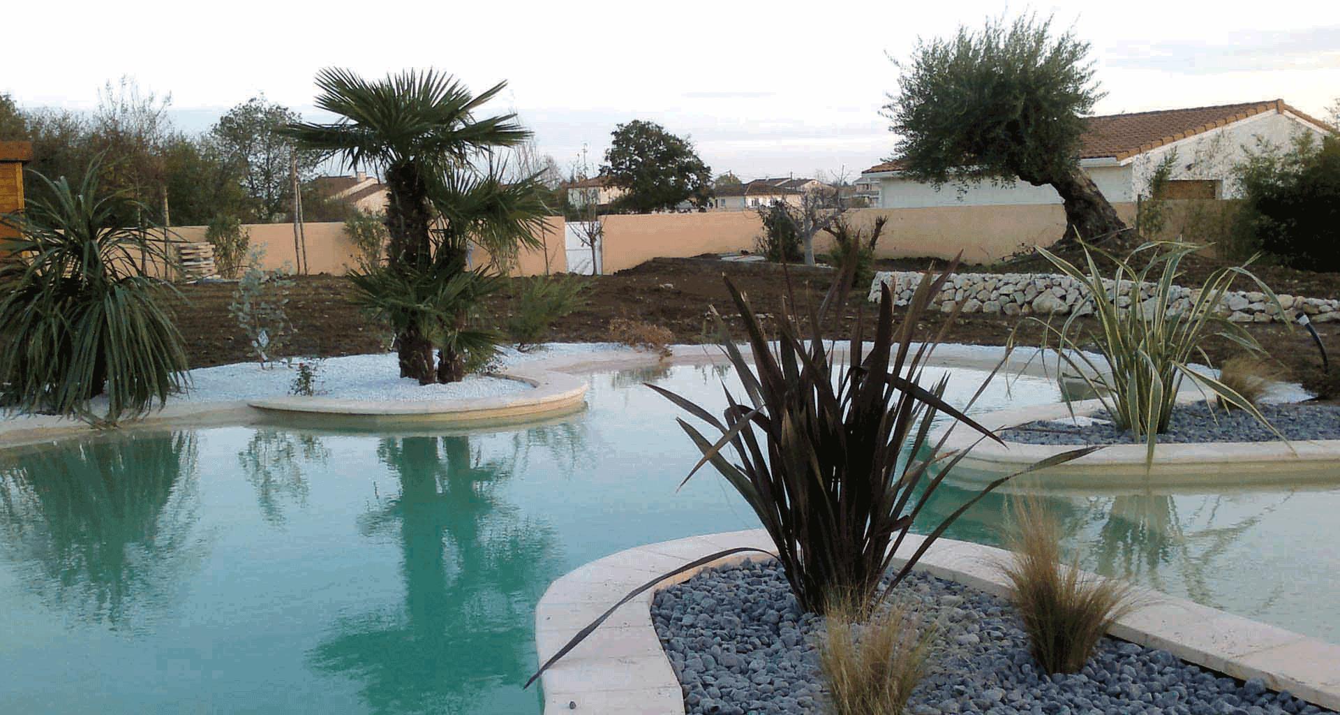 Jardinerie Des Tropiques | A Muret Et Labarthe : Pierres ... pour Jardin Avec Galets Blancs