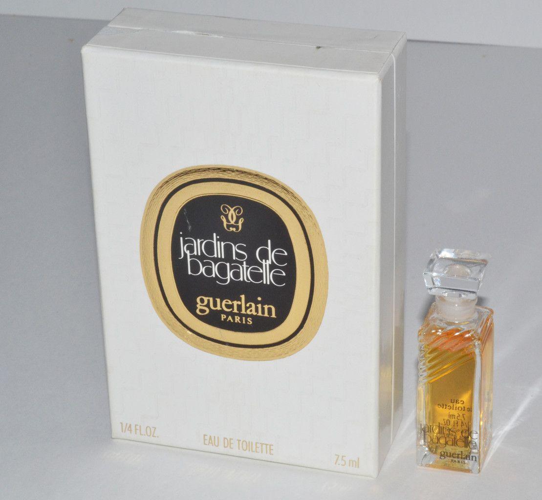 Jardins De Bagatelle By Guerlain | Vintage Perfume, Vintage ... encequiconcerne Jardin De Bagatelle Guerlain