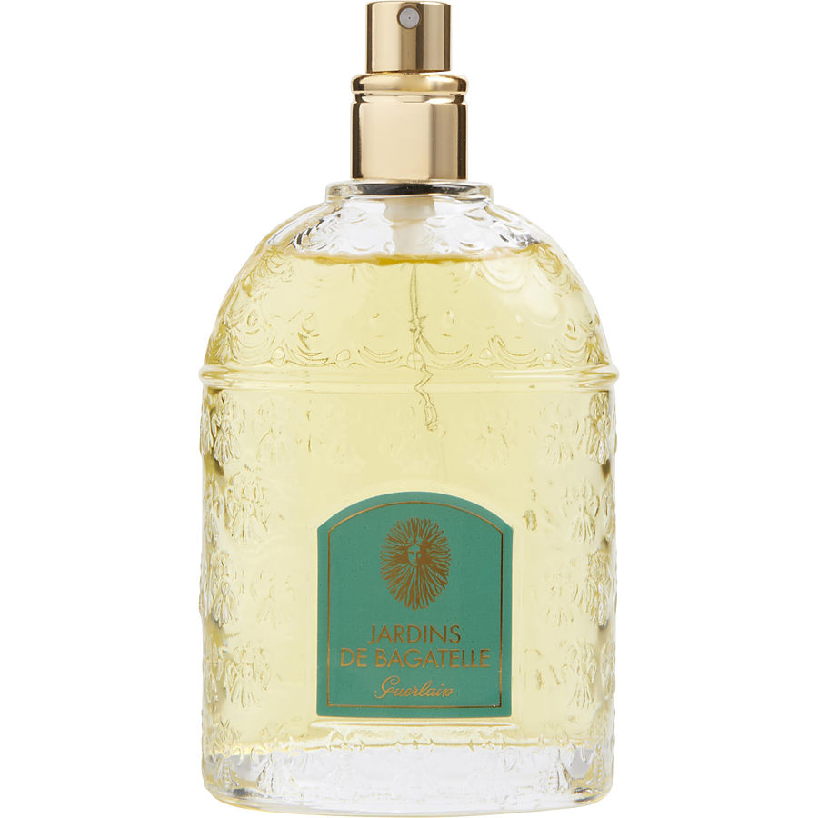 Jardins De Bagatelle Eau De Parfum Spray 3.3 Oz *tester intérieur Jardin De Bagatelle Guerlain