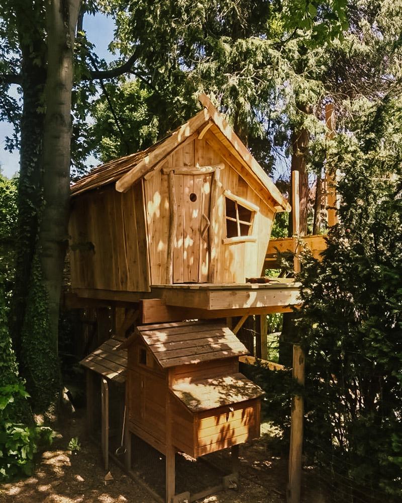 K-Hutte encequiconcerne Cabane De Jardin Occasion